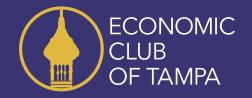 Economic Club of Tampa - Economic Club of Tampa