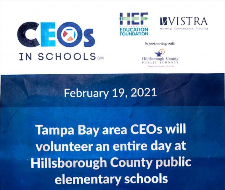 CEO's In Schools