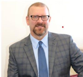 Photo of Andrew Breidenbaugh, Hillsborough County Public Library Cooperative, Director of Library Services